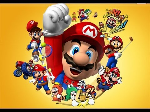 Mario Rush - Video Game Concepts