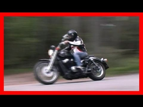 Honda VT 750 S - tested by 1000PS.at