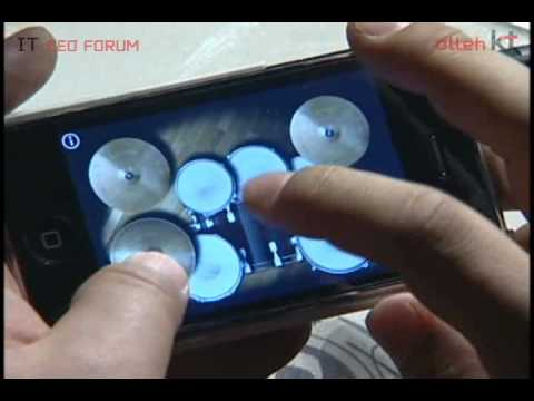 iPhone Drum (My way)