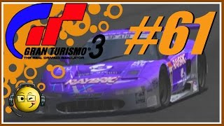 Let's Play Gran Turismo 3: Aspec Part 61: Professional All Japan GT Championship (Raybrig NSX)