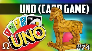 THE UNO TROJAN HORSE! | UNO Funny Moments #74 With BigJiggly, FourZero, ZeRoyal