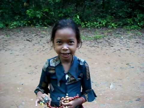 Genius Cambodian Girl video