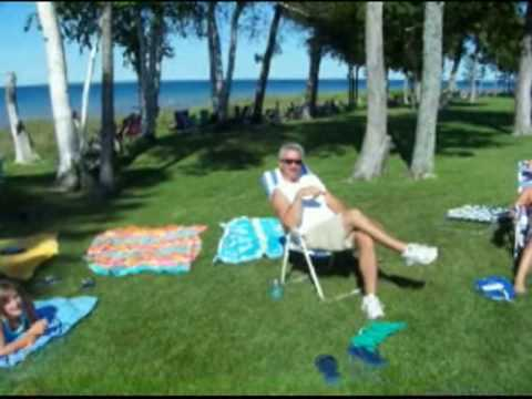 Ep. 11 - July 4, 2008 (Part 2 of 3) - Mackinaw Mill Creek Camping