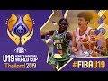 Lagu LIVE - China v Mali - FIBA U19 Women's Basketball World Cup 2019
