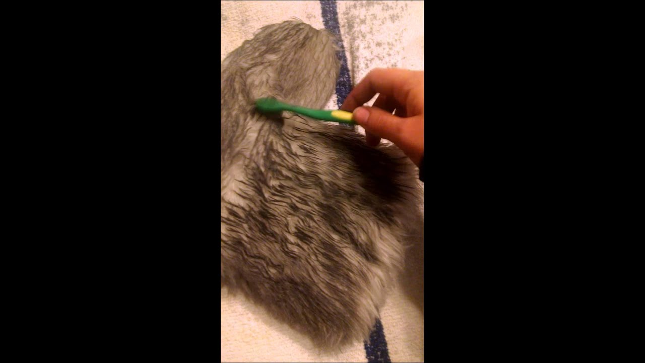 How to Dye Faux Fur