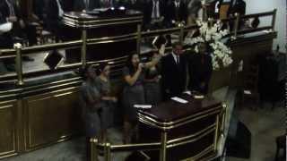 Canto do Apocalipse (Revelation Song) - Thulio, Daniel, Thaise, Nana, Mariana e Leidy