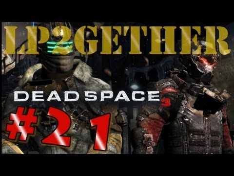 Lets Play Dead Space 3-Coop Part 21: Das Innere der Bestie