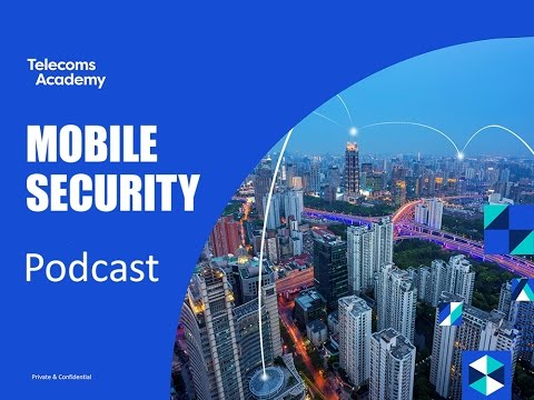 Mobile Security: Video Podcast