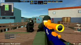 ROBLOX COUNTER BLOX REMASTERED FULL MATCH #7