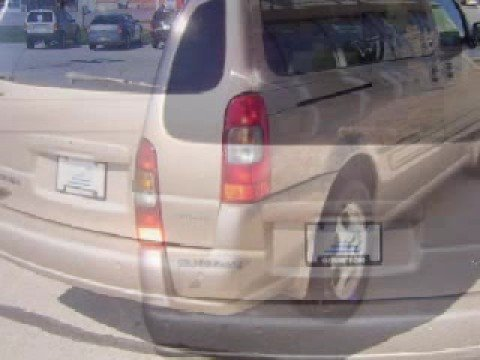 2002 Oldsmobile Silhouette Neenah WI 54956
