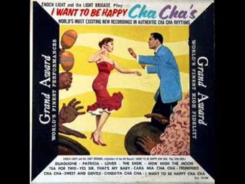 Enoch Light - I Want To Be Happy Cha Cha-  Full Album-1958-remastered video