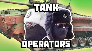 Boris and Anatoli, tank operators - War Thunder