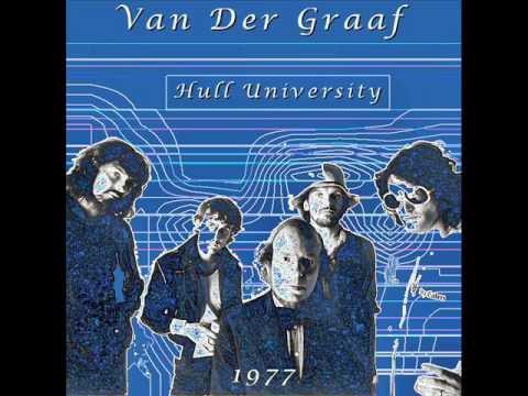 Van Der Graaf Generator - Chemical World