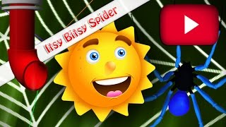 Itsy Bitsy Spider | Incy Wincy Spider and Nursery Rhymes | Collection for kids
