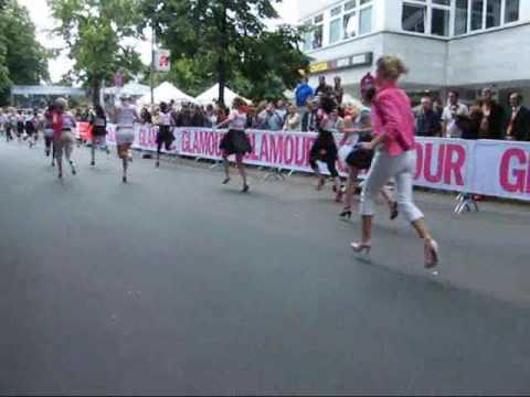 Stiletto Run 2009 in Berlin