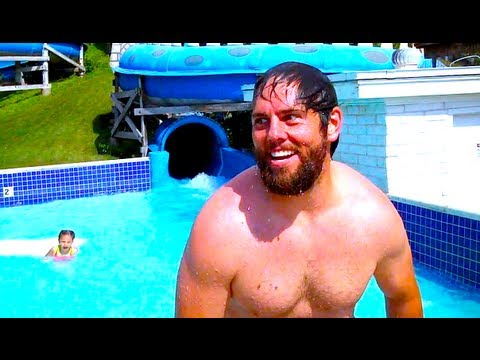 Water Slide Freak Out! video