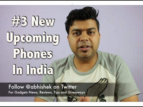 Hindi | #3 India Tech Upcoming New Launch Leaks, Phones And News