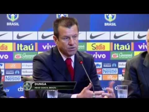 Carlos Dunga folgt auf Luis Felipe Scolari | Neuer, alter Nationaltrainer der Selecao