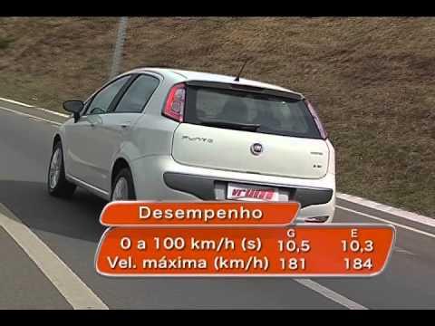 Vrum 11/11/12 Teste novo Fiat Punto