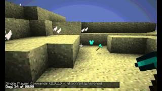 Minecraft Single commands CZ návod