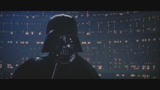 Star Wars Trailer - Dark Knight Rises Style