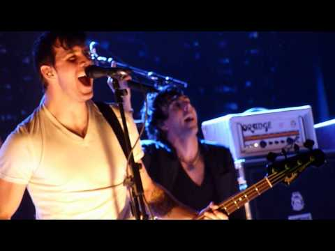 """CANT CATCH TOMORROW"" -LOSTPROPHETS - *LIVE HD* NORWICH UEA LCR 22/2/10"