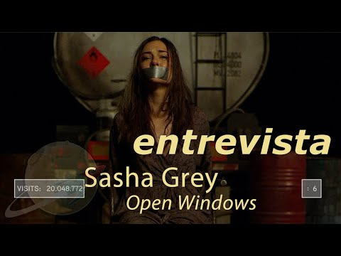 Open Windows - Sasha Grey video
