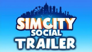 Sim City Social E3 2012 Reveal [HD]