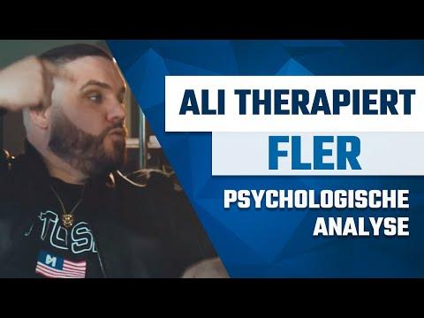 Das ist THERAPIE?! Ali therapiert Fler • Psychologische Analyse | Lucien Dunkelberg