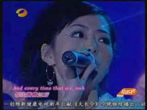 Loving You - Jane Zhang (Live) Music Videos