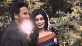 Cricketer Shakib al hasan and his lovely wife shishir's romantic video 720p hd