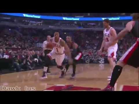 Derrick Rose 2014-15 Season Highlights (Live & Die In Chicago)