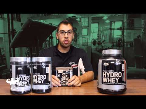 Hydro Whey by Optimum Nutrition Review Protein