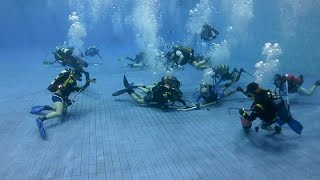 Underwater hockey championship takes place in Russia