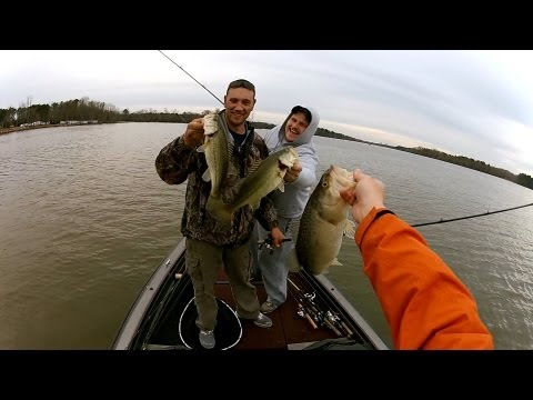 The Guntersville Goods - EastTNFishing and GoPro Bass Fishing - Glitch Mob