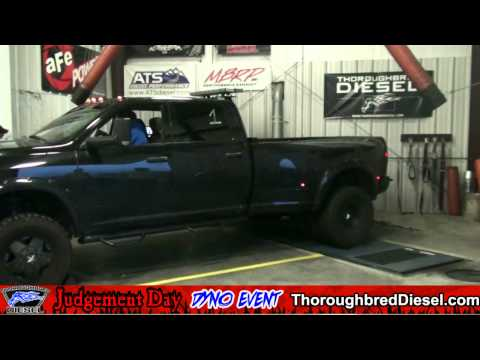 2011 Dodge Ram 3500 Cummins Diesel - Jeff Coomer Dyno Run