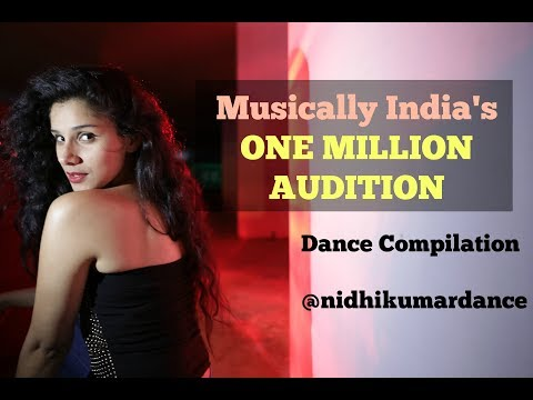 download lagu One Million Audition Winner Dance Compilation  Ally India gratis
