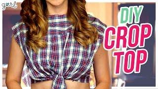 3 DIY Crop Tops! - Do It, Gurl