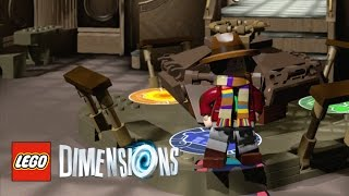 LEGO Dimensions How To Unlock The Fourth Doctor