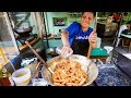 Philippines Food In Manila Best BANANA EGG ROLLS Turon At Mang Tootz Food House mp3