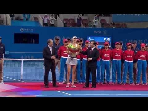 TABtouch - Sharapova wins China Open