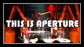 Vídeo de Portal 2 al estilo Pesadilla antes de Navidad (This Is Aperture)