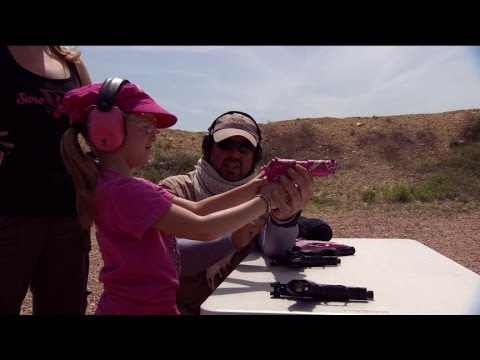 Young Guns: Should Kids Learn How to Shoot?