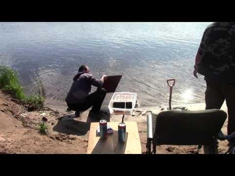 рыбалка на россони 2015