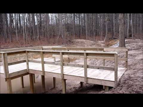 Jajik do it yourself boat dock plans for Pond pier plans