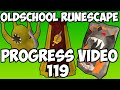 Oldschool Runescape - 99 ATTACK! + OMFG KBD Loot!?   2007 Servers Progress Ep. 119