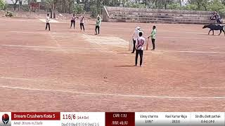Live Cricket Match | Dream Crushers Kota 5 vs Veer Spartans Xl | 24-May-19 06:30 am 15 overs | C...