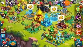 Monster Legend Quai Vat Thế Giới Quái Vật Cười bể bụng New 40