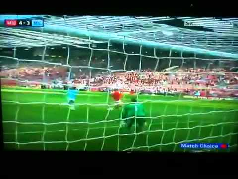 Man United 4 Man City 3 video