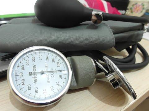 Как Измерить Давление Самому Себе МЕХАНИЧЕСКИМ тонометром